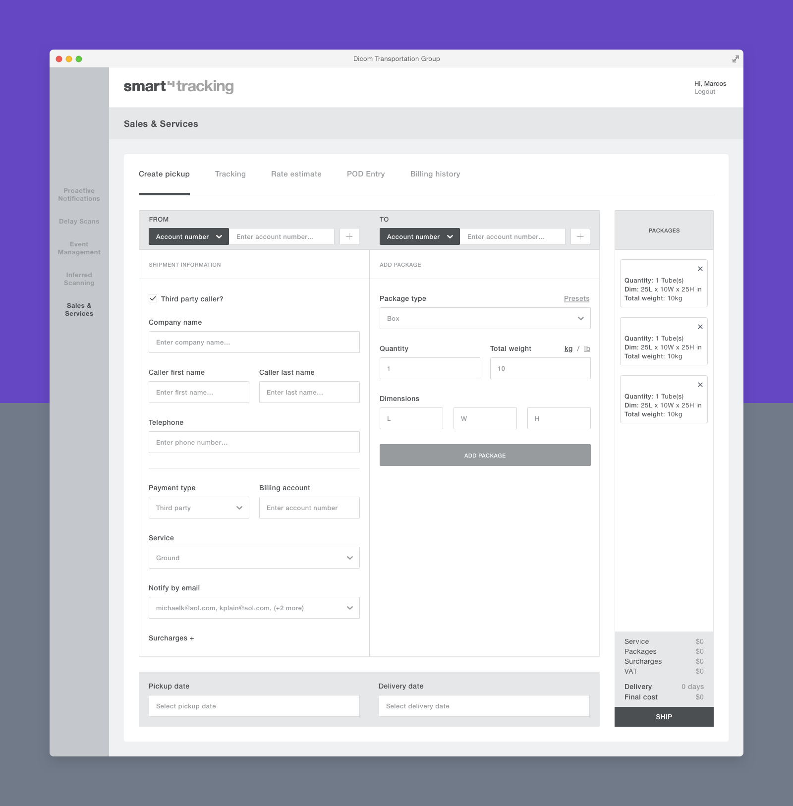 tracking-shipping-design-wireframes-2